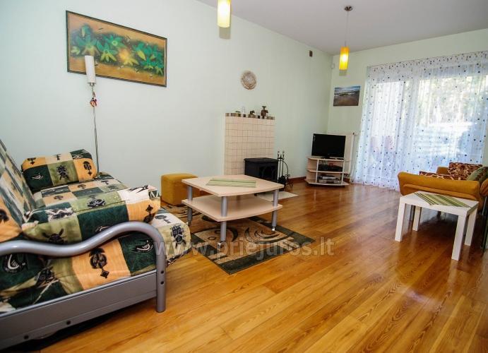 Apartamenty Willa Marta z odkrytym basenem.250 metrów do morza, las sosnowy, rowery za darmo! - 11
