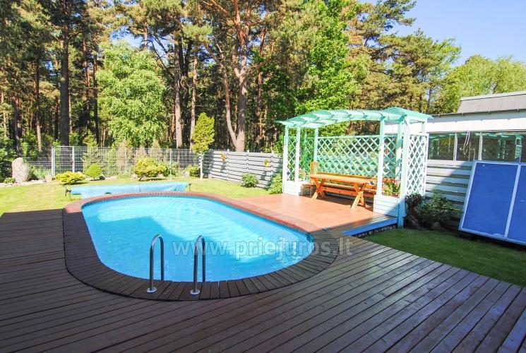 Apartamenty Willa Marta z odkrytym basenem.250 metrów do morza, las sosnowy, rowery za darmo! - 2