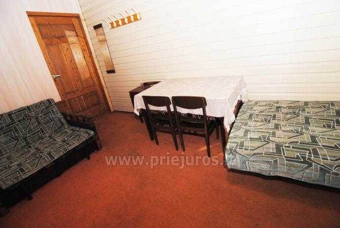 Pokoje klasy ekonomicznej do wynajęcia w pobliżu Palanga - 8