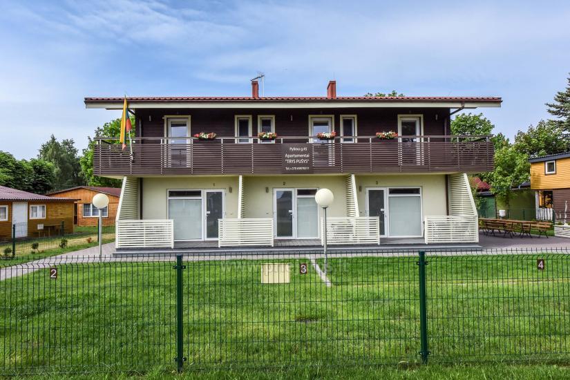 Apartamenty w Sventoji Trys pusys  (Trzy Sosny) - 4