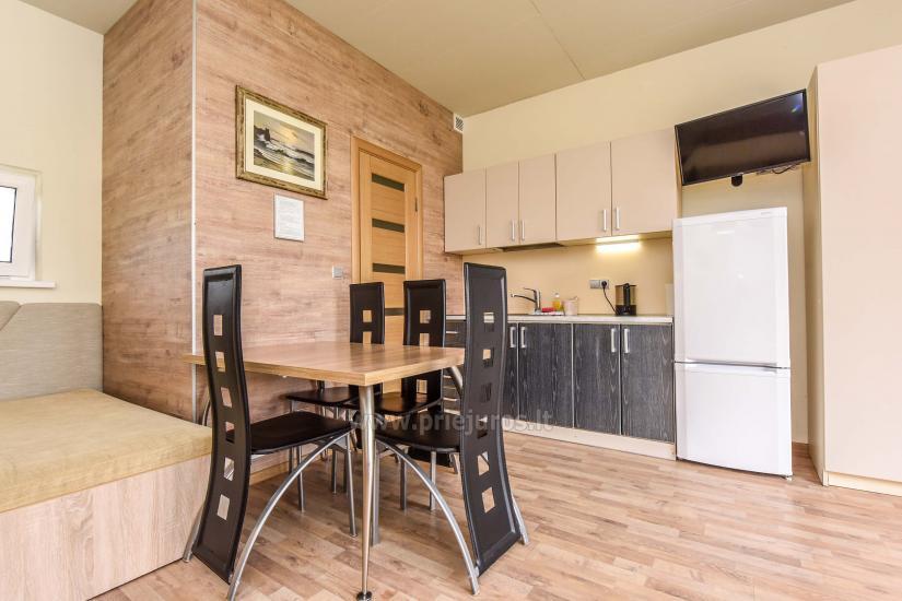 Apartamenty w Sventoji Trys pusys  (Trzy Sosny) - 7