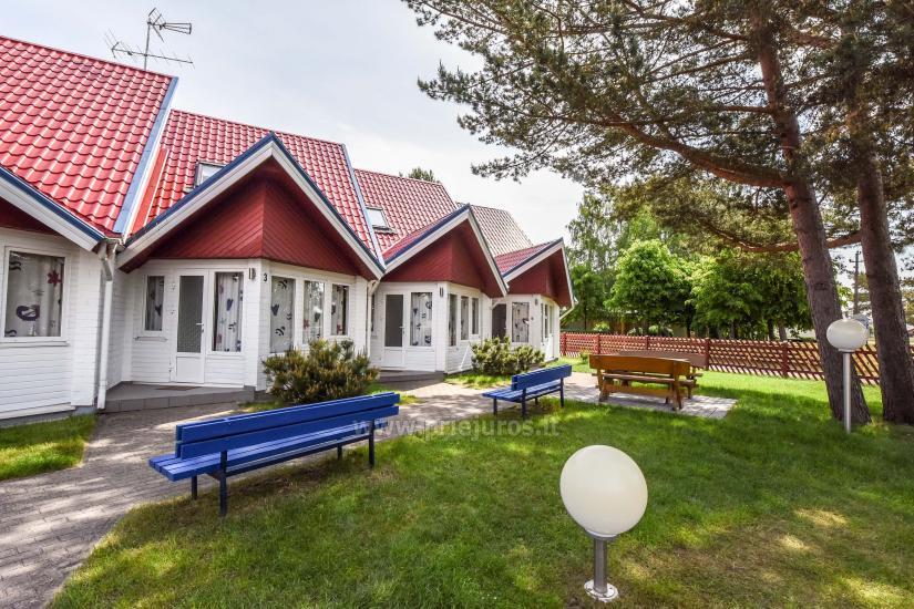 Apartamenty w Sventoji Trys pusys  (Trzy Sosny) - 13