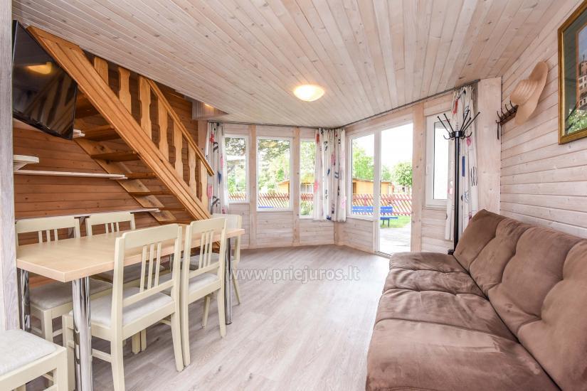 Apartamenty w Sventoji Trys pusys  (Trzy Sosny) - 15