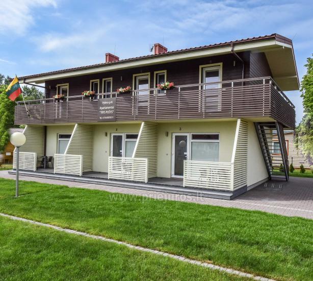 Apartamenty w Sventoji Trys pusys  (Trzy Sosny) - 2
