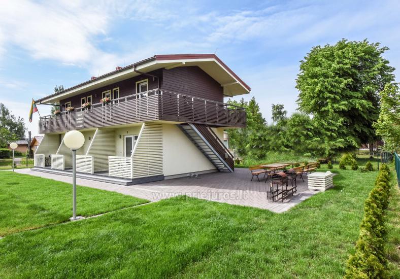 Apartamenty w Sventoji Trys pusys  (Trzy Sosny) - 3