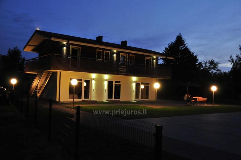 Apartamenty w Sventoji Trys pusys  (Trzy Sosny) - 1