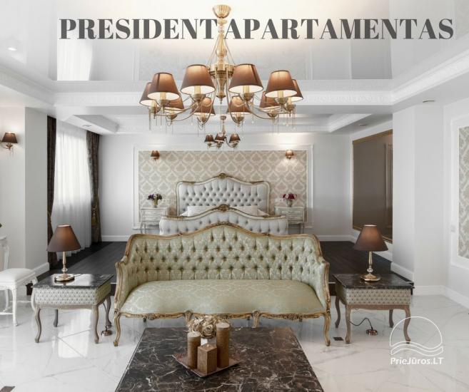 Luksusowy  Jacuzzi apartament - 1