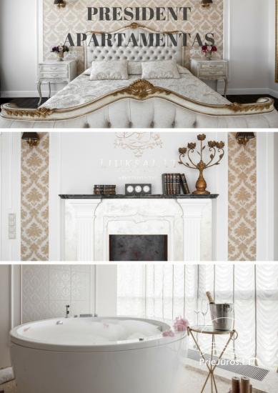 Luksusowy  Jacuzzi apartament - 3