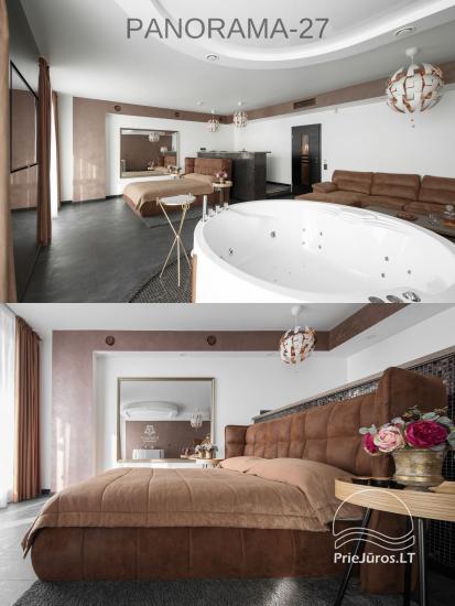 Luksusowy  Jacuzzi apartament - 5