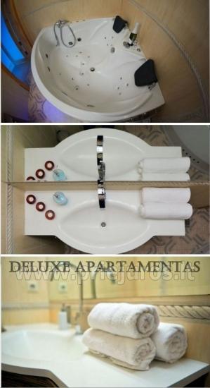 Luksusowy  Jacuzzi apartament - 11