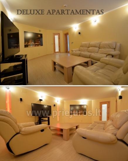 Luksusowy jacuzzi apartament wakacjelitwa pl for Appart hotel jacuzzi