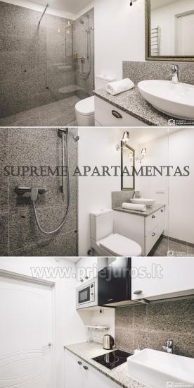 Luksusowy  Jacuzzi apartament - 9