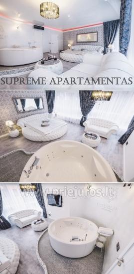 Luksusowy  Jacuzzi apartament - 7