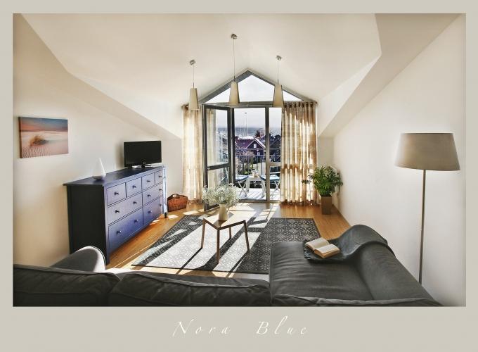 Apartamenty Nora Blue w centrum Nidy - 3