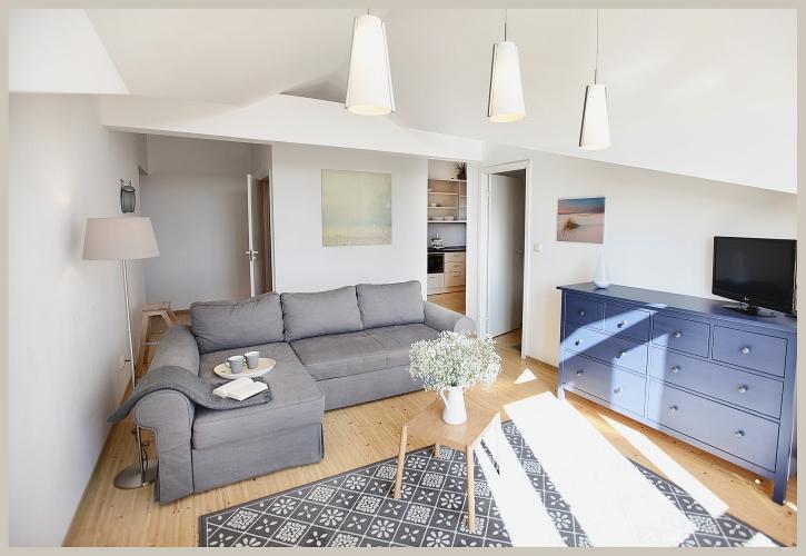 Apartamenty Nora Blue w centrum Nidy - 4