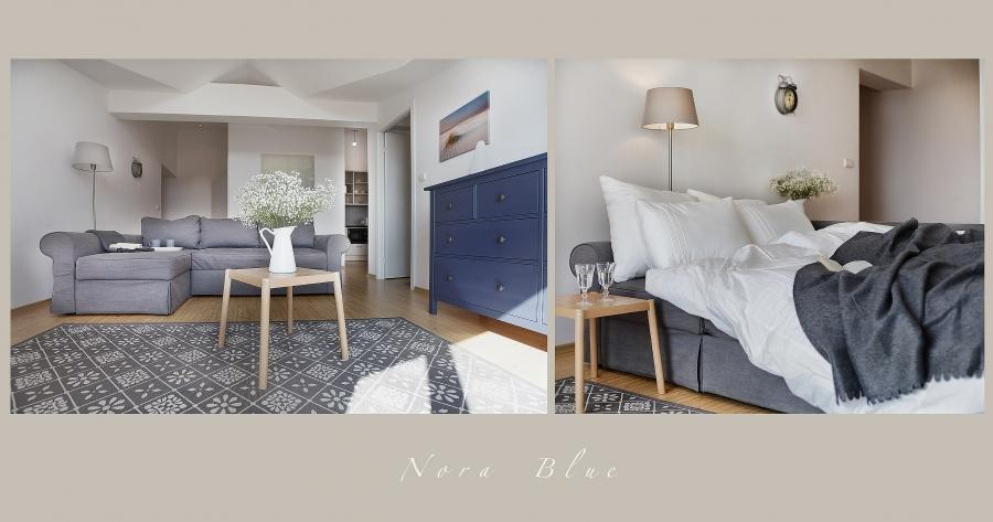Apartamenty Nora Blue w centrum Nidy - 6