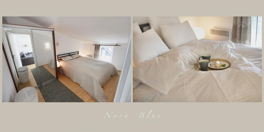 Apartamenty Nora Blue w centrum Nidy - 9