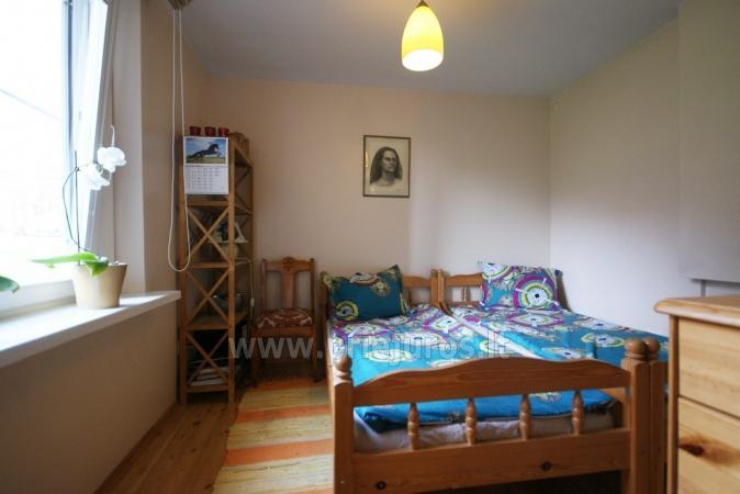 1 pokoje mieszkanie na wynajem w Nidzie - 11