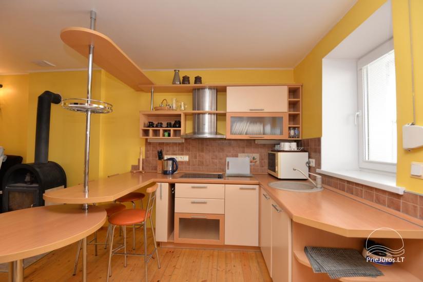 Apartamenty wynajem w Nidzie, Mierzeja Kuronska, Litwa - 3