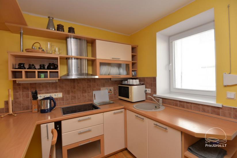 Apartamenty wynajem w Nidzie, Mierzeja Kuronska, Litwa - 2