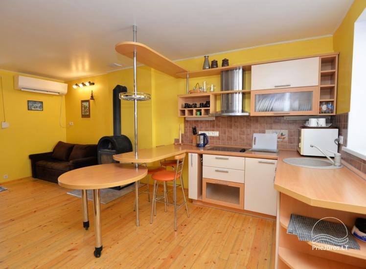 Apartamenty wynajem w Nidzie, Mierzeja Kuronska, Litwa - 1
