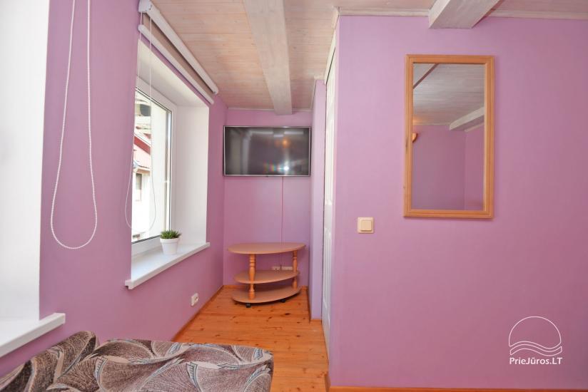 Apartamenty wynajem w Nidzie, Mierzeja Kuronska, Litwa - 8