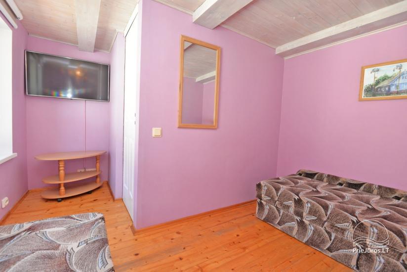 Apartamenty wynajem w Nidzie, Mierzeja Kuronska, Litwa - 9