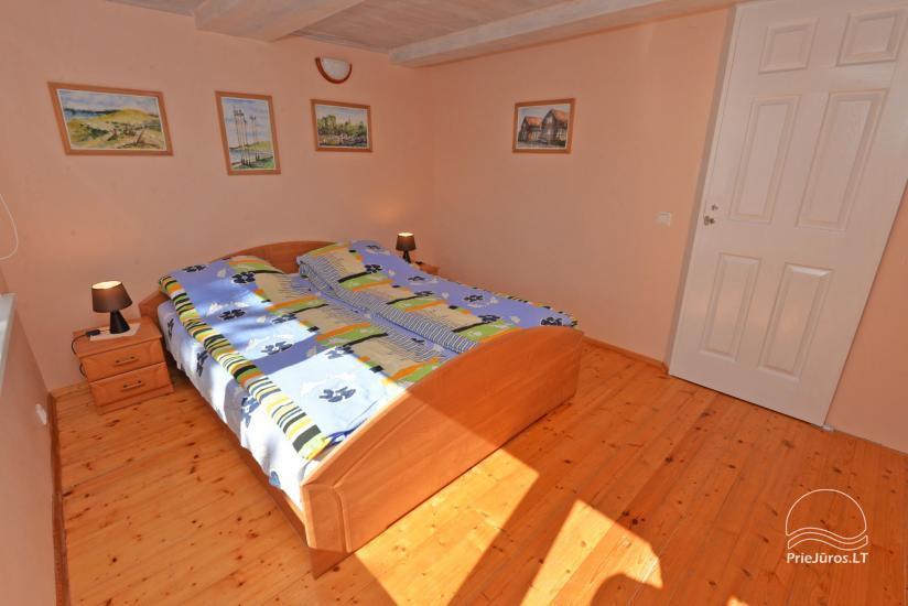 Apartamenty wynajem w Nidzie, Mierzeja Kuronska, Litwa - 13