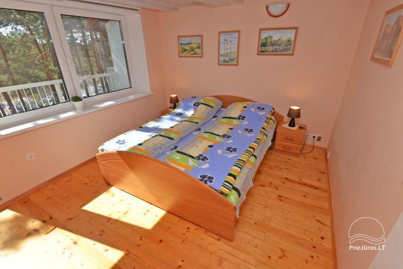 Apartamenty wynajem w Nidzie, Mierzeja Kuronska, Litwa - 14