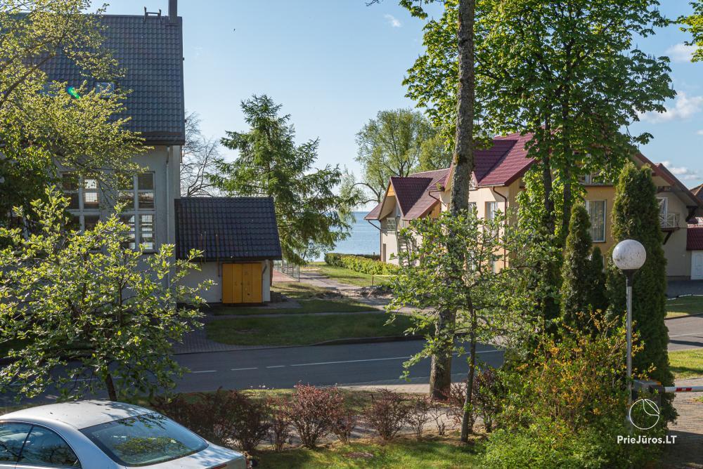 Nowoczesne dwa pokoje mieszkanie z dużym tarasem w Mierzei Kurońskiej, Juodkrante - 4