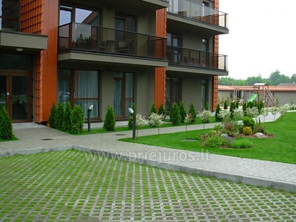 Mieszkanie do wynajęcia w Kunigiškiai. Zaledwie 200 metrów do morza! - 1