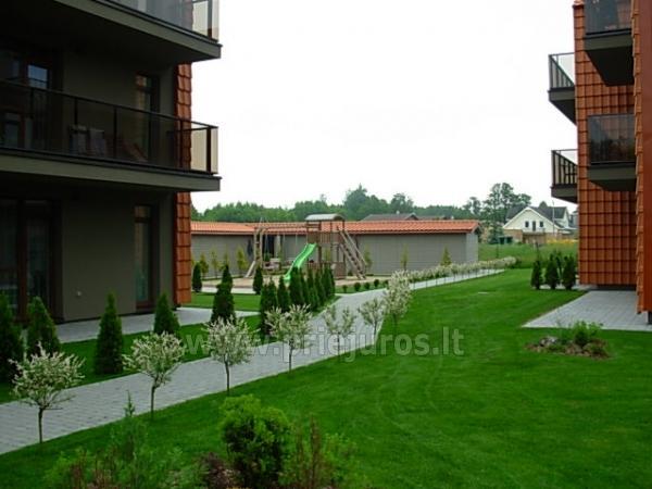 Mieszkanie do wynajęcia w Kunigiškiai. Zaledwie 200 metrów do morza! - 2