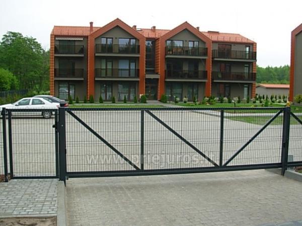 Mieszkanie do wynajęcia w Kunigiškiai. Zaledwie 200 metrów do morza! - 16