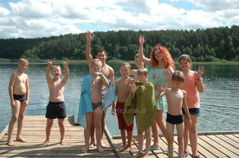 Letni obóz dla dzieci i młodzieży w 2020 r. - 11