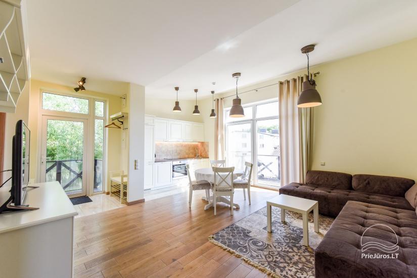 Apartamenty Nendriu apartamentai - dla wysokiej jakości relaksacji niedaleko morza - 1