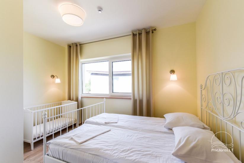 Apartamenty Nendriu apartamentai - dla wysokiej jakości relaksacji niedaleko morza - 9