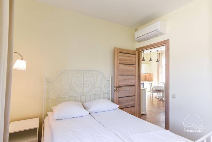 Apartamenty Nendriu apartamentai - dla wysokiej jakości relaksacji niedaleko morza - 10
