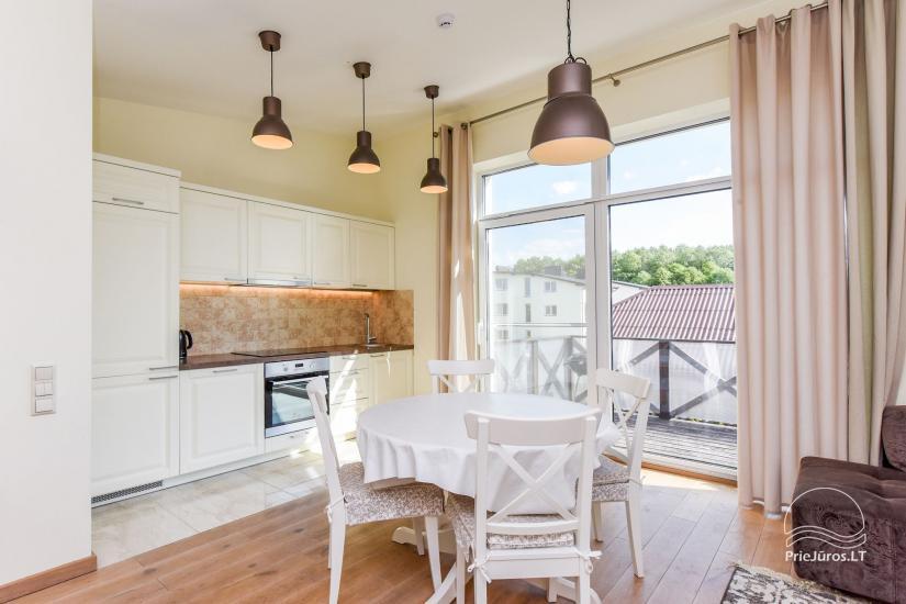 Apartamenty Nendriu apartamentai - dla wysokiej jakości relaksacji niedaleko morza - 3