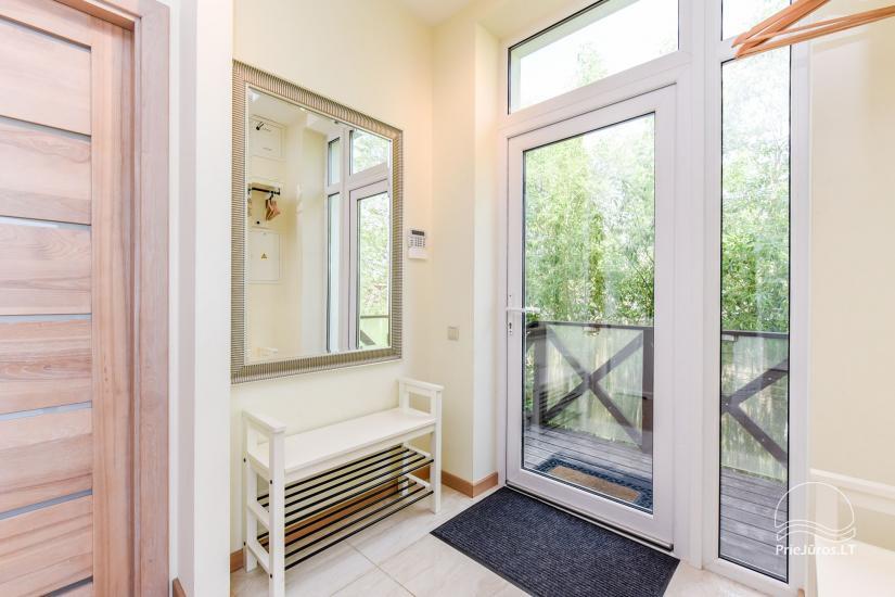 Apartamenty Nendriu apartamentai - dla wysokiej jakości relaksacji niedaleko morza - 5