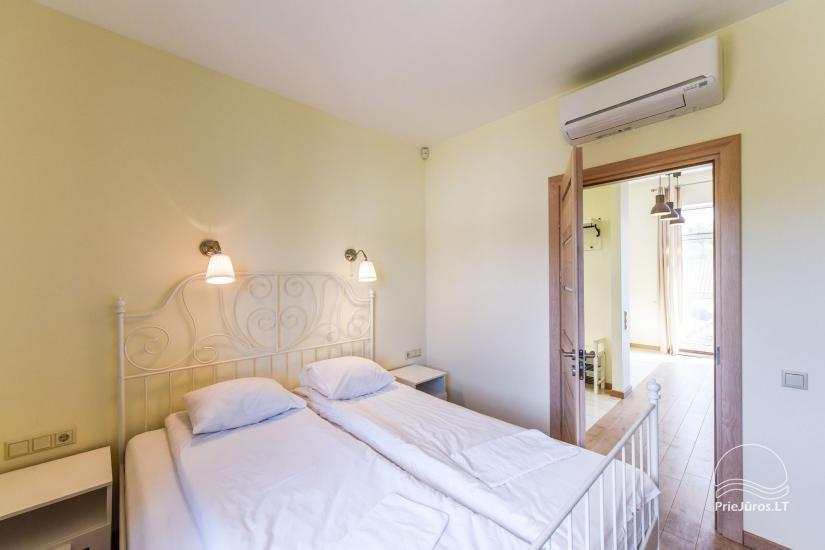 Apartamenty Nendriu apartamentai - dla wysokiej jakości relaksacji niedaleko morza - 7