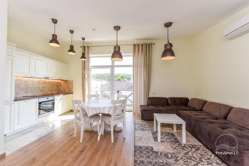 Apartamenty Nendriu apartamentai - dla wysokiej jakości relaksacji niedaleko morza - 2