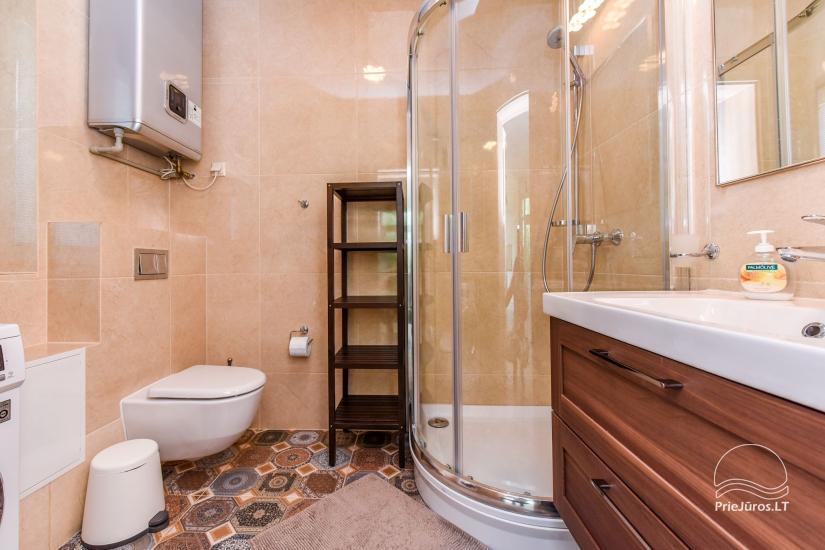 Apartamenty Nendriu apartamentai - dla wysokiej jakości relaksacji niedaleko morza - 11
