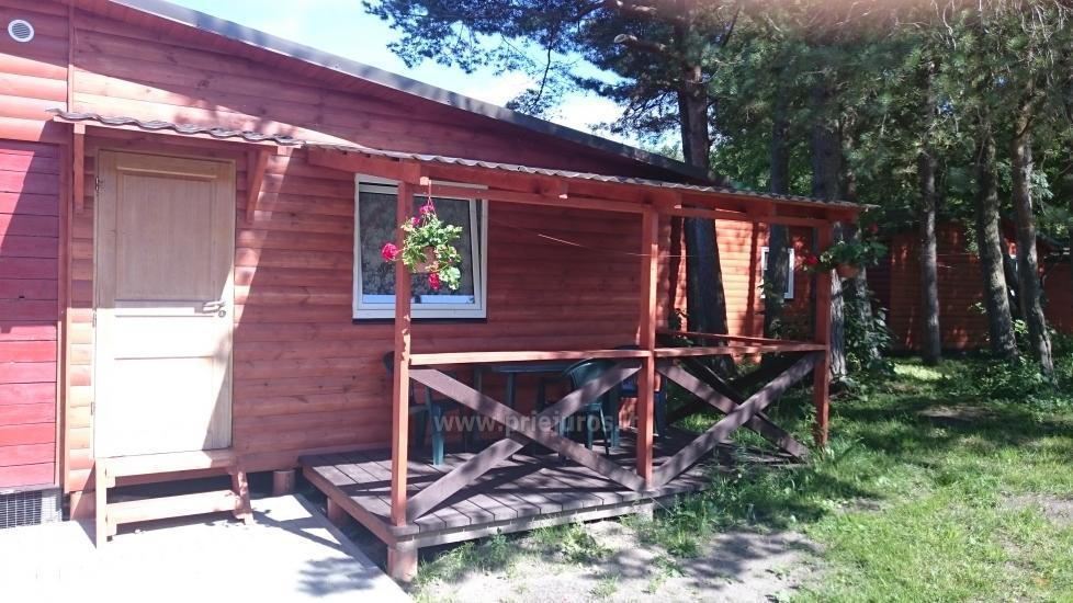Nowe domki Elnias bardzo blisko morza w Sventoji - 32