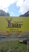Nowe domki Elnias bardzo blisko morza w Sventoji - 37