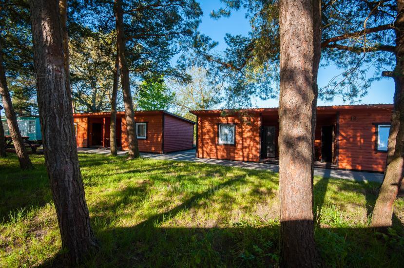 Nowe domki Elnias bardzo blisko morza w Sventoji - 40