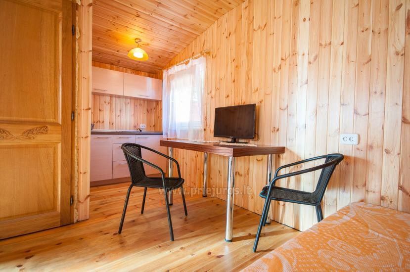 Nowe domki Elnias bardzo blisko morza w Sventoji - 50