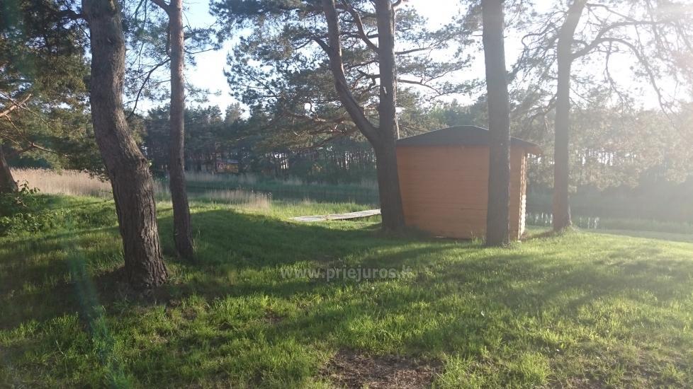 Nowe domki Elnias bardzo blisko morza w Sventoji - 36