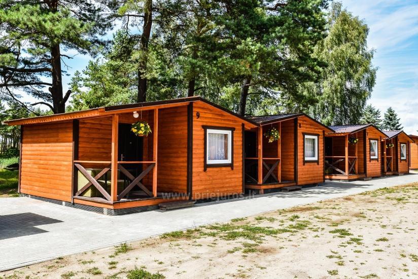 Nowe domki Elnias bardzo blisko morza w Sventoji - 2