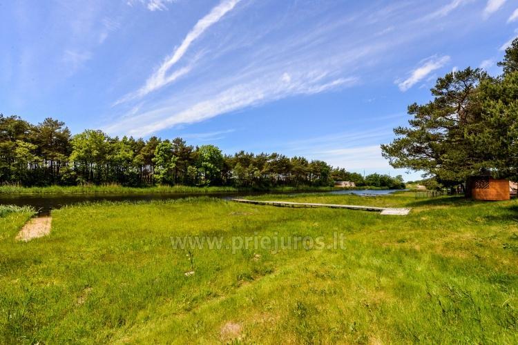 Nowe domki Elnias bardzo blisko morza w Sventoji - 33