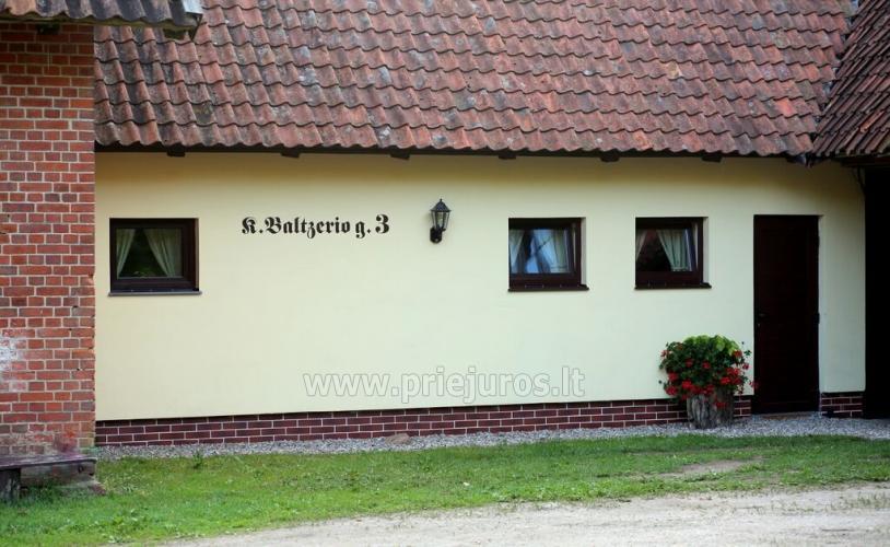 Sauna z łaźni asystenta w Kłajpedzie - 3